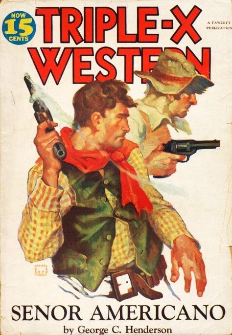 Triple-X Western September 1931